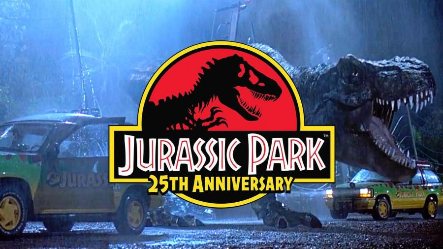 Jurassic Park 25th Anniversary