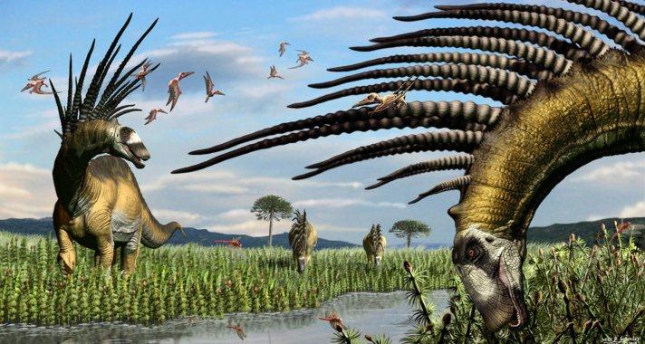 Bajadasaurus Artwork